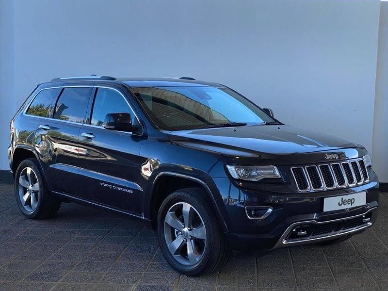 2020 Jeep Grand Cherokee 5.7 V8 Overland Gauteng Midrand_0