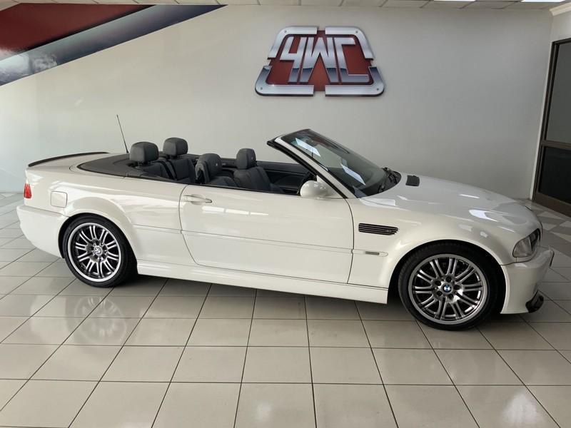 2005 BMW M3 Convertible e46  Mpumalanga Middelburg_0