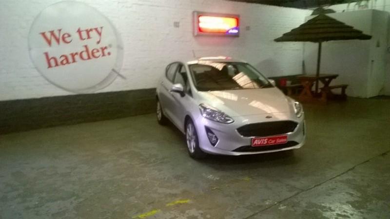 2018 Ford Fiesta 1.0 Ecoboost Trend 5-Door Auto Western Cape Bellville_0