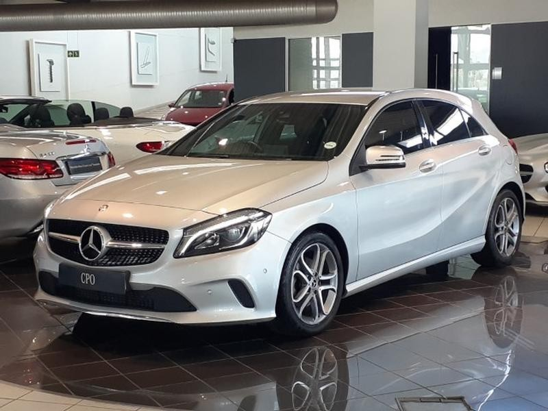 2016 Mercedes-Benz A-Class A 200 Urban Auto Western Cape Cape Town_0