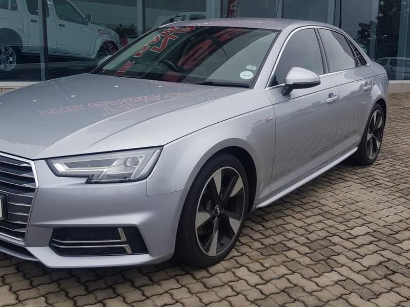 2017 Audi A4 2.0T FSI S Tronic Mpumalanga Nelspruit_0