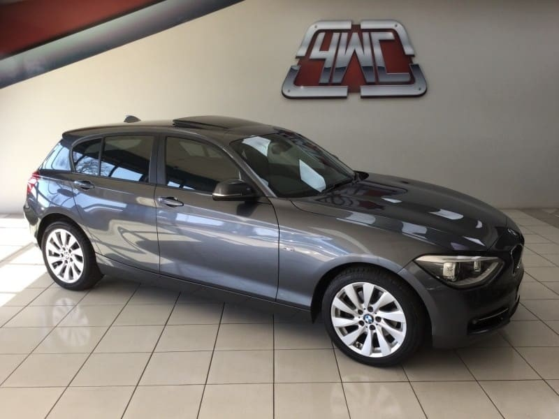 2015 BMW 1 Series 125i  At 3dr f21  Mpumalanga Middelburg_0