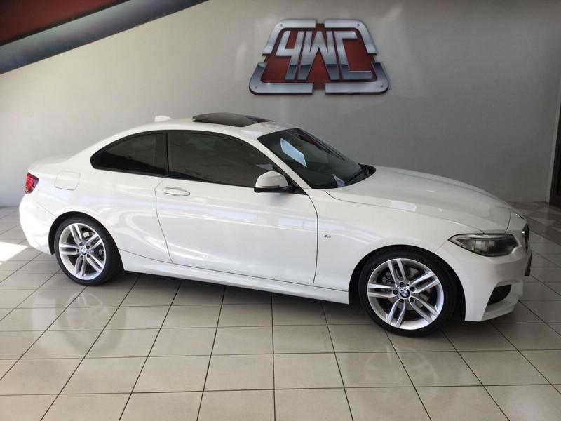 2014 BMW 2 Series 220i M Sport Auto Mpumalanga Middelburg_0