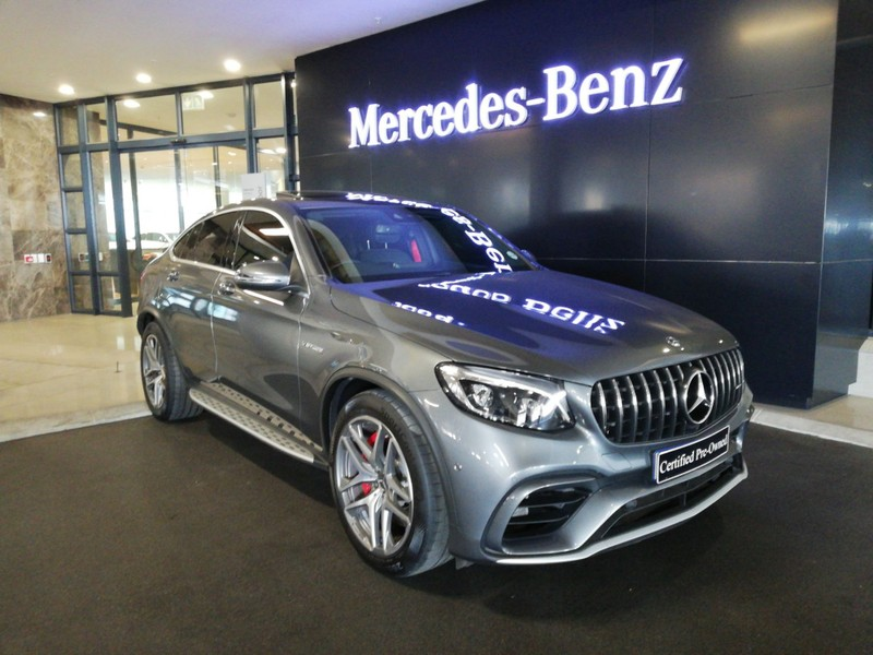 2019 Mercedes-Benz GLC GLC 63S Coupe 4MATIC Gauteng Sandton_0