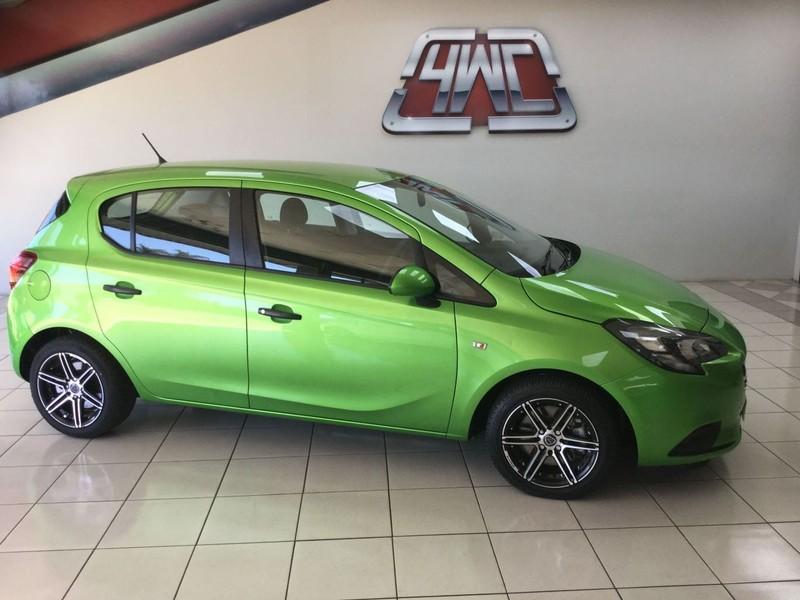 2015 Opel Corsa 1.0T Ecoflex Essentia 5-Door Mpumalanga Middelburg_0