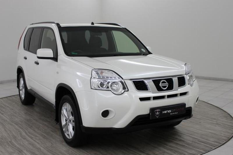 2014 Nissan X-Trail 2.0 4x2 Xe r79r85  Gauteng Boksburg_0