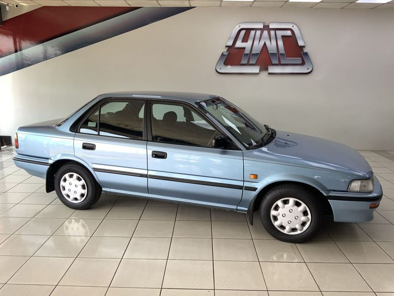 1995 Toyota Corolla 160i Gle  Mpumalanga Middelburg_0