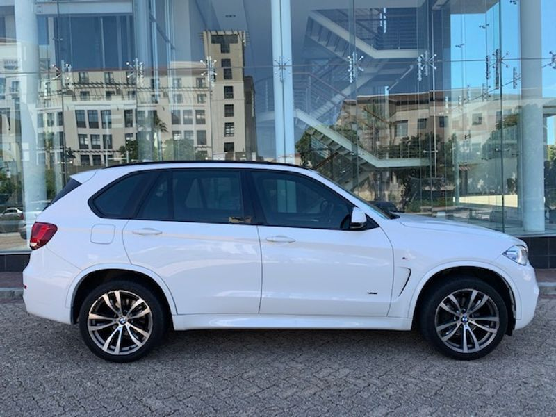2014 BMW X5 Xdrive30d M-sport At  Western Cape Cape Town_0