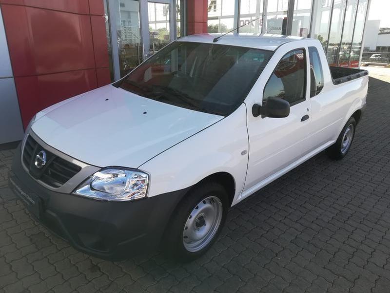 2020 Nissan NP200 1.6  Pu Sc  Gauteng Roodepoort_0