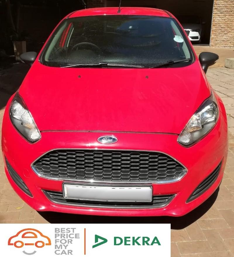 2017 Ford Fiesta 1.0 Ecoboost Ambiente 5-Door Western Cape Goodwood_0