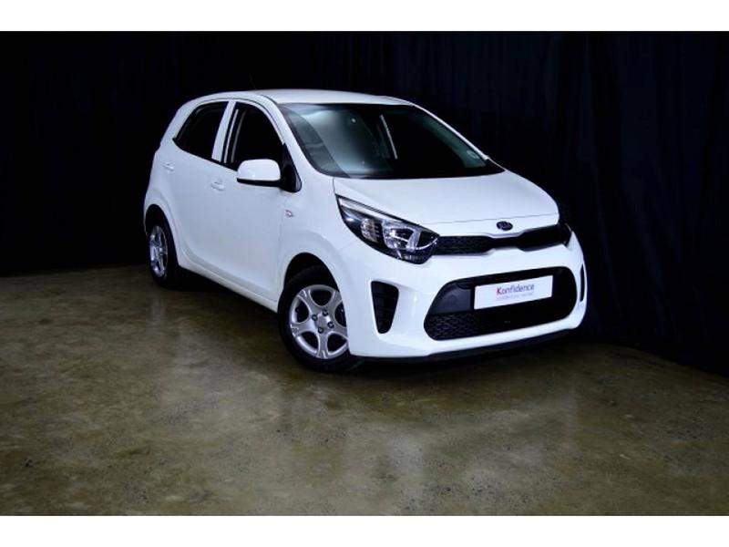 2017 Kia Picanto 1.0 Street Gauteng Centurion_0