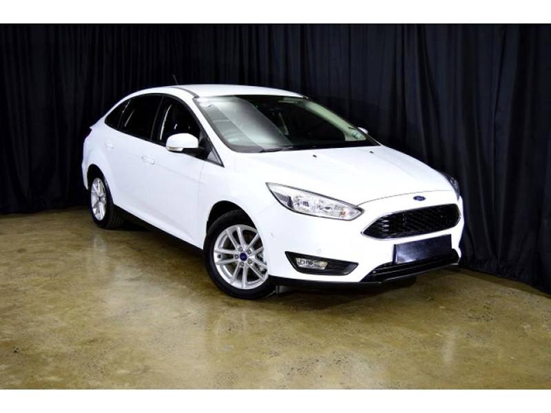 2017 Ford Focus 1.5 Ecoboost Trend Gauteng Centurion_0