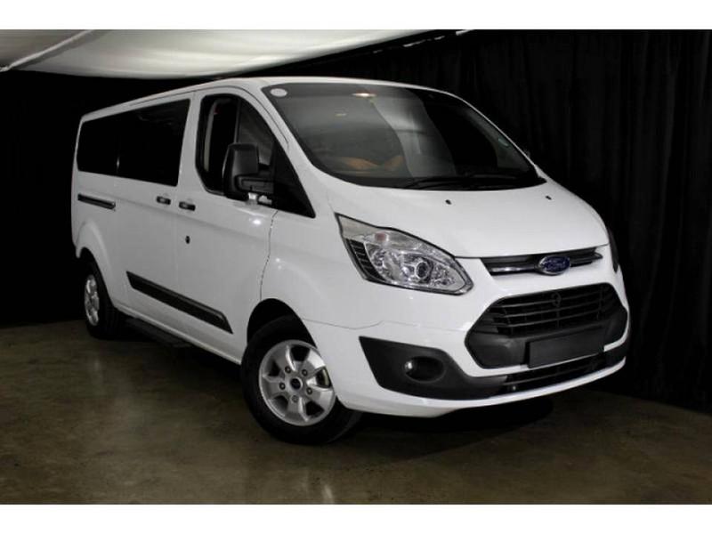 2018 Ford Tourneo Custom 2.2TDCi Trend LWB 92KW Gauteng Centurion_0