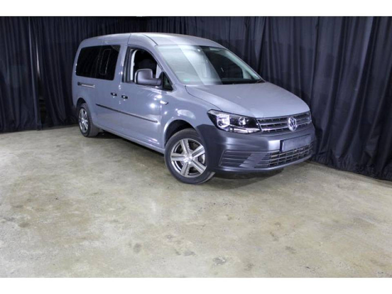 2018 Volkswagen Caddy MAXI Crewbus 2.0 TDi Gauteng Centurion_0