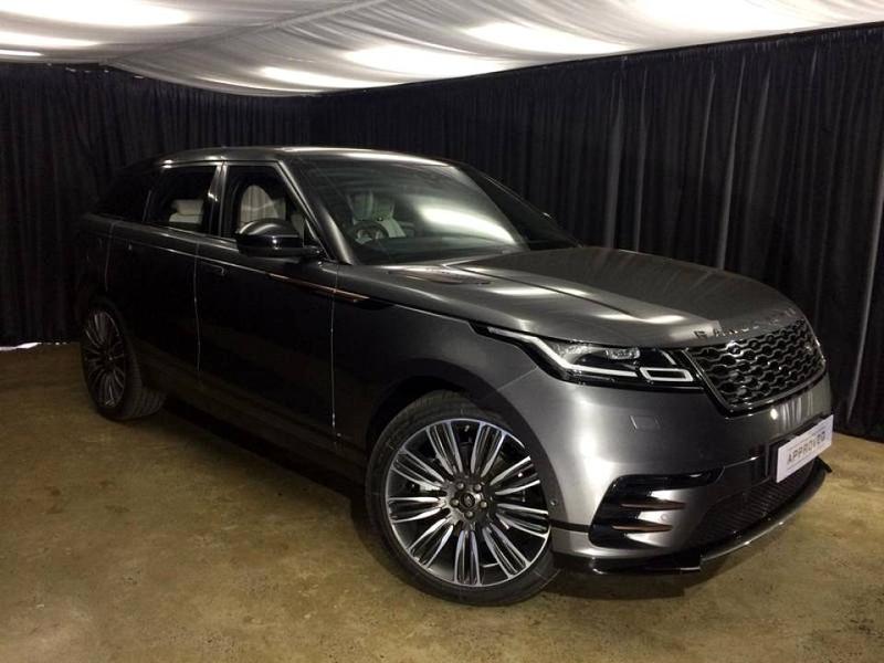 2017 Land Rover Velar 3.0D First Edition Gauteng Centurion_0