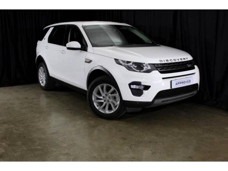 2018 Land Rover Discovery Sport SPORT 2.0i4 D SE Gauteng Centurion_0