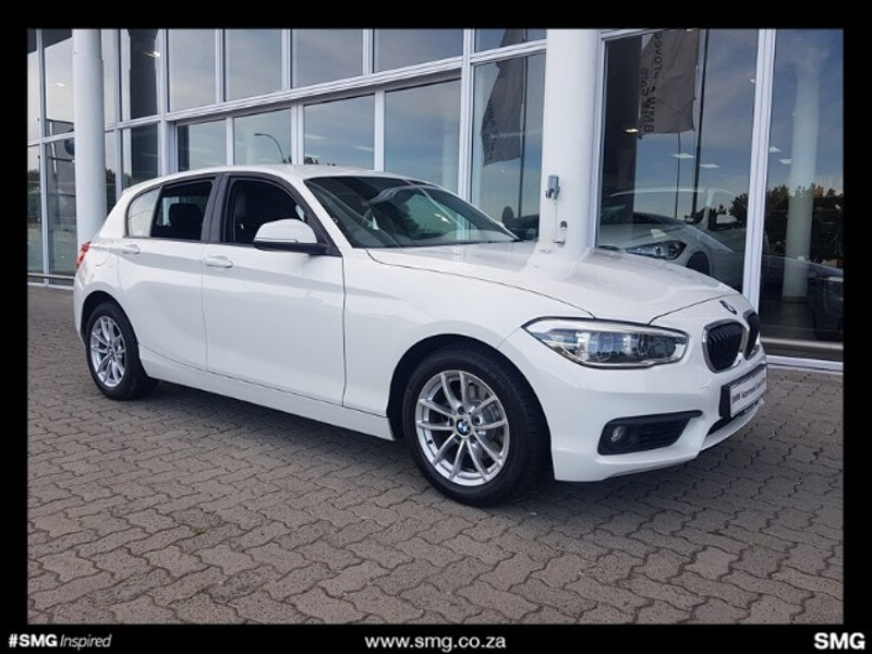 2016 BMW 1 Series 118i 5DR Auto f20 Western Cape Tygervalley_0