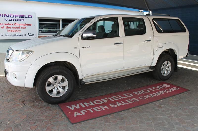 2011 Toyota Hilux 2.7 Vvti Raider Rb Pu Dc  Western Cape Kuils River_0