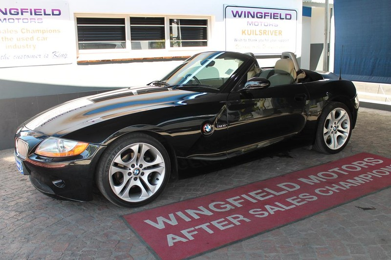 2003 BMW Z4 Roadster 3.0i  Western Cape Kuils River_0