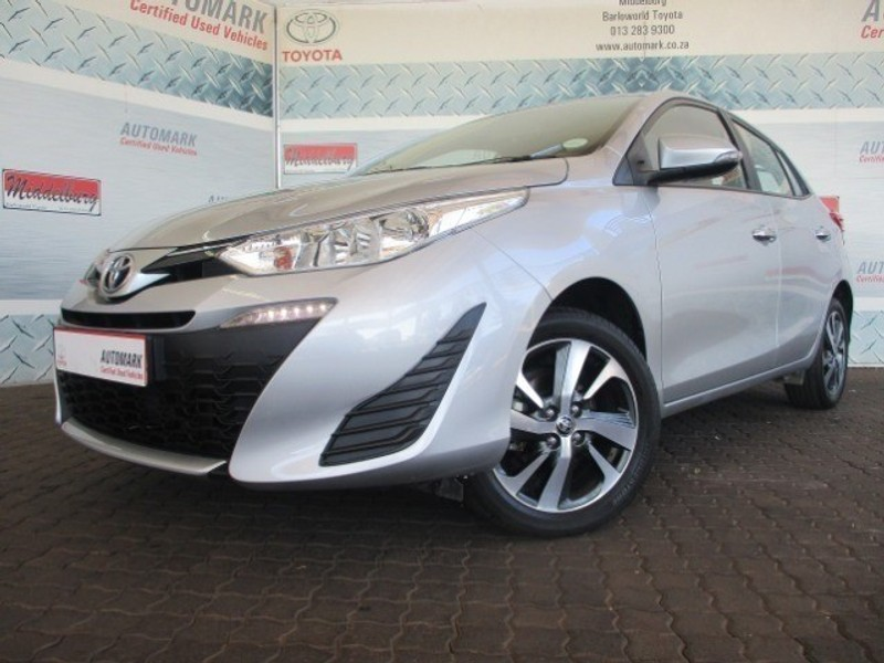 2018 Toyota Yaris 1.5 Xs 5-Door Mpumalanga Middelburg_0
