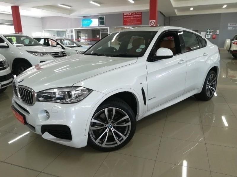 2018 BMW X6 xDRIVE40d M Sport Kwazulu Natal Durban_0