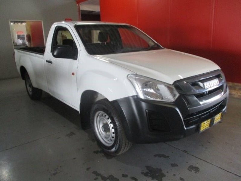 2017 Isuzu KB Series 250D LEED Single Cab Bakkie Gauteng Benoni_0