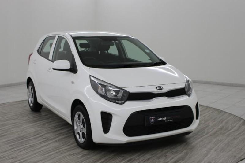 2018 Kia Picanto 1.0 Street Gauteng Boksburg_0