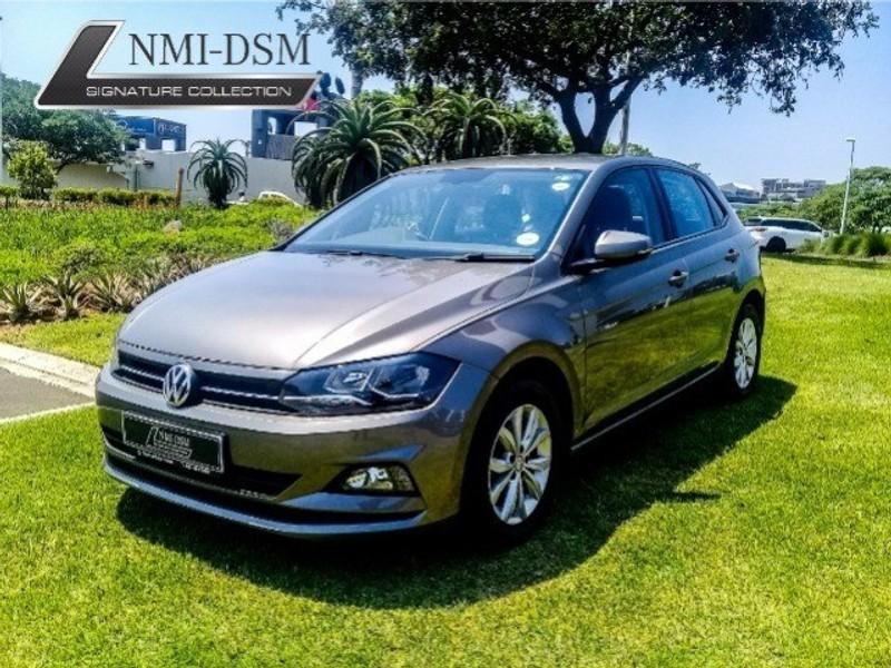 2018 Volkswagen Polo 1.0 TSI Comfortline DSG Kwazulu Natal Umhlanga Rocks_0