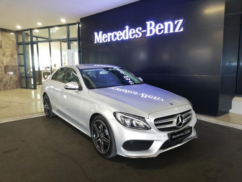 2017 Mercedes-Benz C-Class C180 Edition-C Auto Gauteng Sandton_0