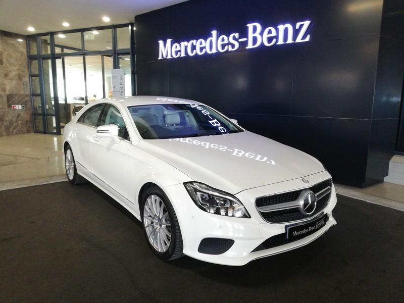 2016 Mercedes-Benz CLS-Class CLS250d  Gauteng Sandton_0