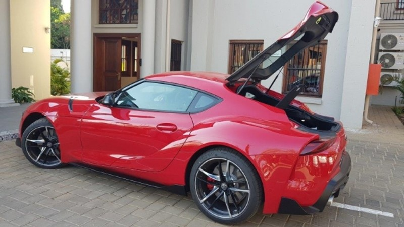 2019 Toyota Supra GR 3.0T Limpopo Tzaneen_0