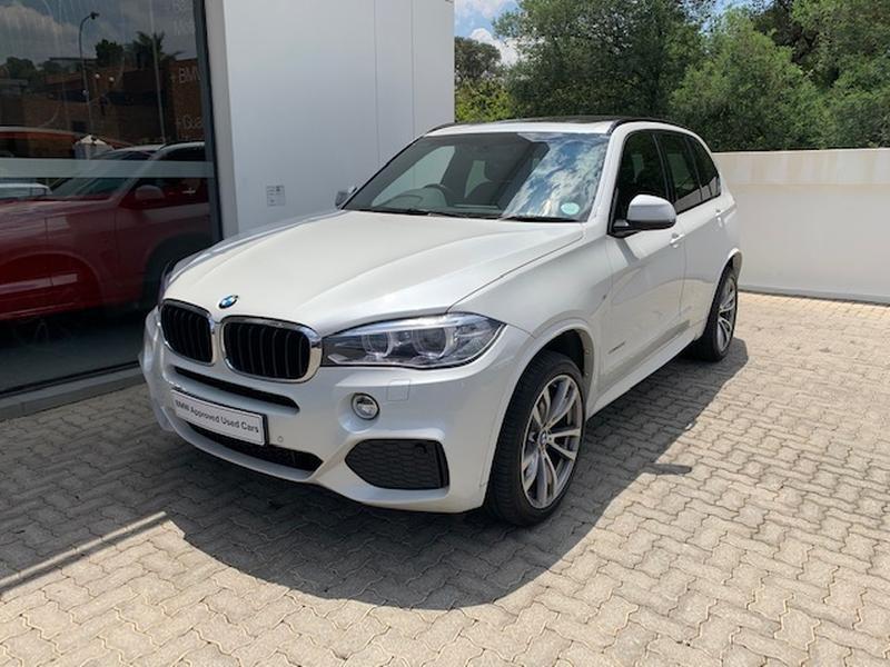 2016 BMW X5 Xdrive30d M-sport At  Gauteng Johannesburg_0