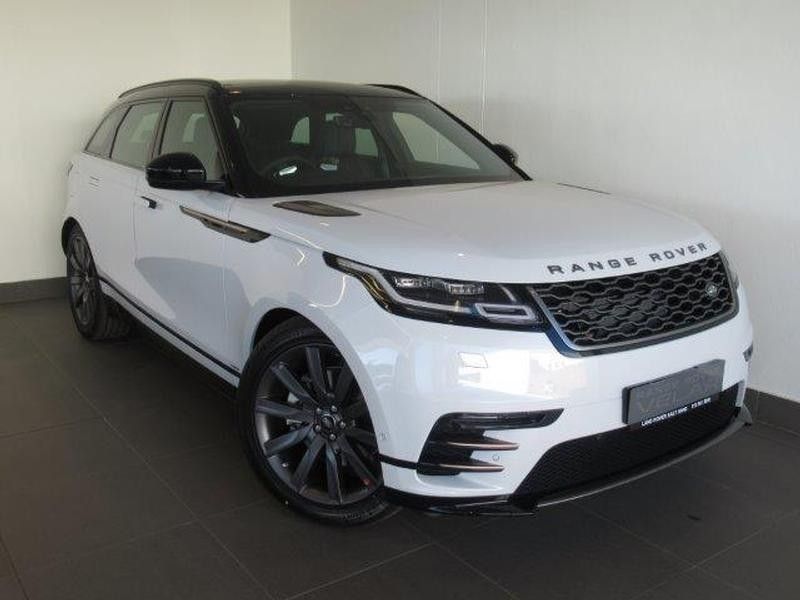 2020 Land Rover Velar 2.0D SE 177KW Gauteng Johannesburg_0