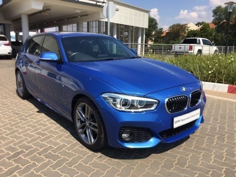 2018 BMW 1 Series 120i M Sport 5-Door Auto Gauteng Centurion_0