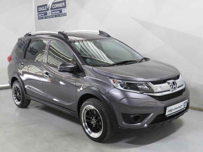 2018 Honda BR-V 1.5 Trend Gauteng Sandton_0