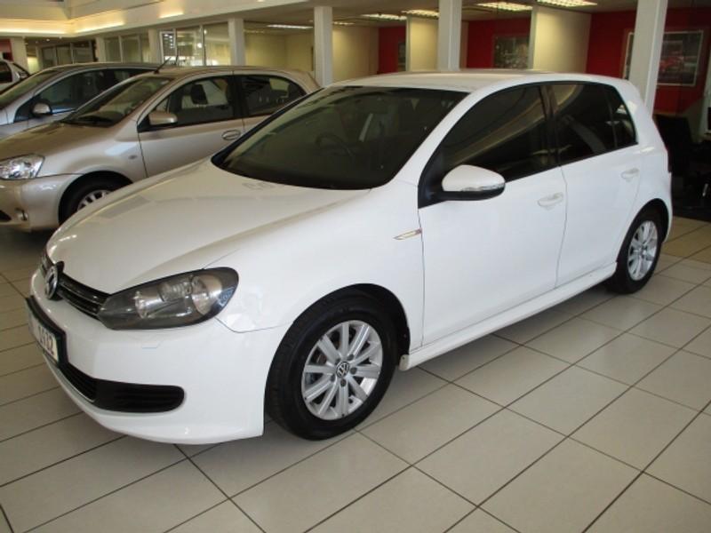 2012 Volkswagen Golf Vi 1.6 Tdi Bluemotion  Kwazulu Natal Vryheid_0