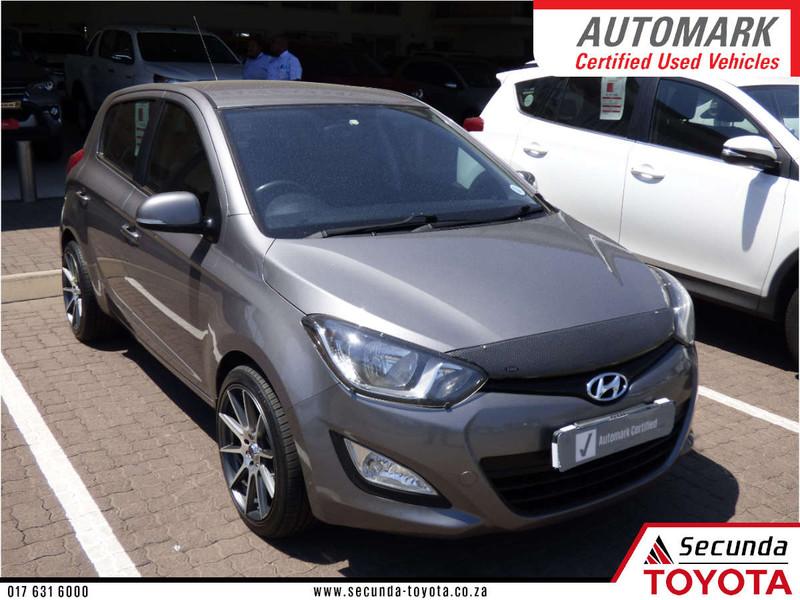 2014 Hyundai i20 1.4 Fluid  Mpumalanga Secunda_0