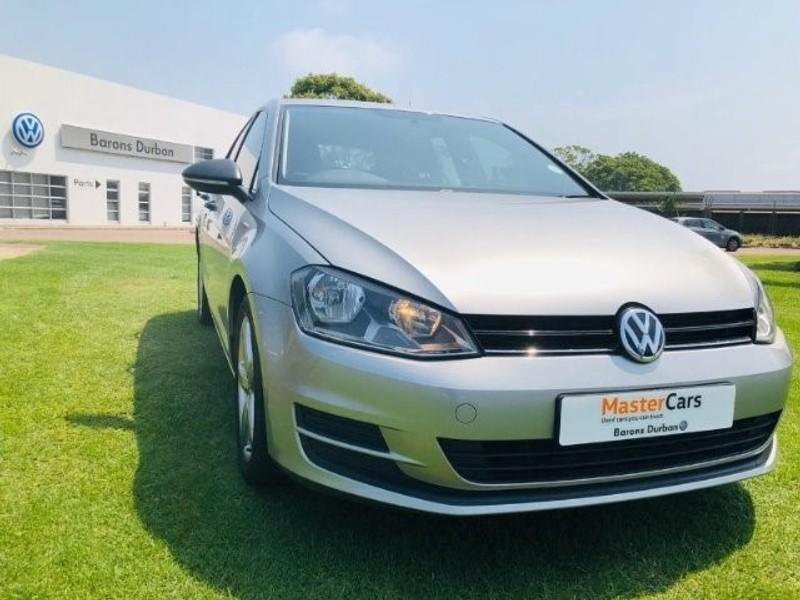 2013 Volkswagen Golf Vii 1.2 Tsi Trendline  Kwazulu Natal Durban_0