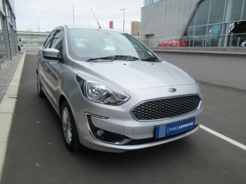 2019 Ford Figo 1.5Ti VCT Titanium 5DR Kwazulu Natal Pinetown_0