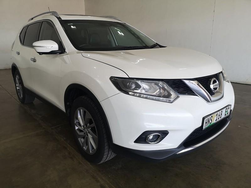 2014 Nissan X-Trail 1.6dCi LE 4X4 T32 Mpumalanga Secunda_0