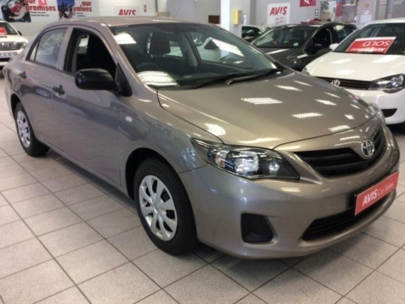 2018 Toyota Corolla Quest 1.6 Eastern Cape East London_0