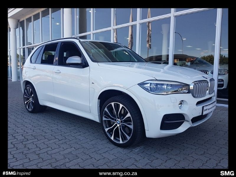 2018 BMW X5 M50d Western Cape Tygervalley_0