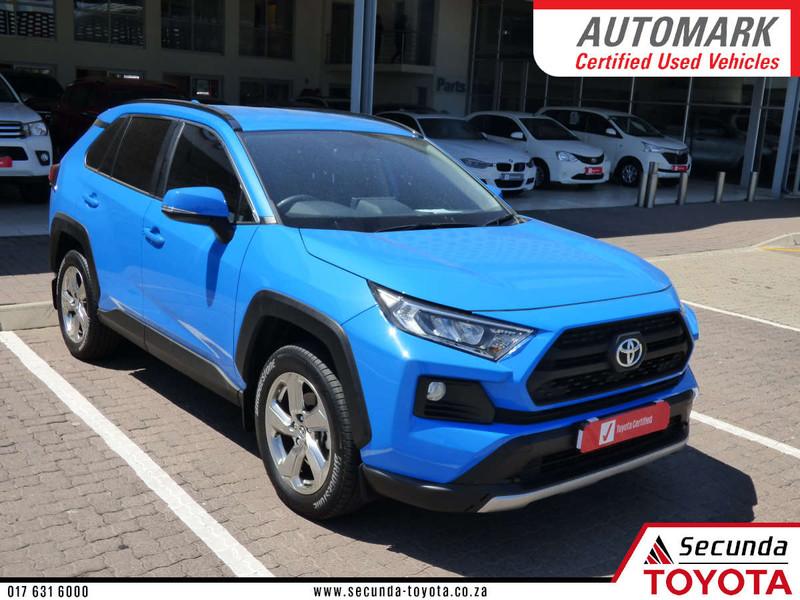 2019 Toyota Rav 4 2.0 GX-R CVT AWD Mpumalanga Secunda_0