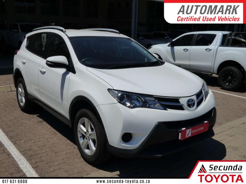 2013 Toyota Rav 4 2.0 GX Mpumalanga Secunda_0