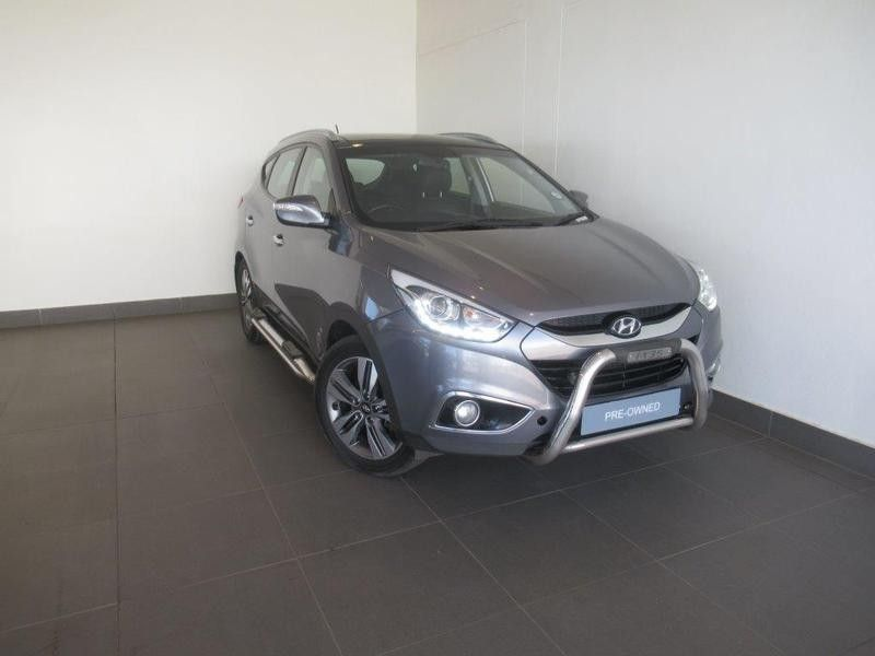2015 Hyundai iX35 2.0 CRDi Elite Gauteng Johannesburg_0