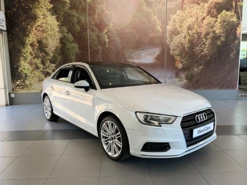 2018 Audi A3 1.0T FSI S-Tronic Gauteng Pretoria_0