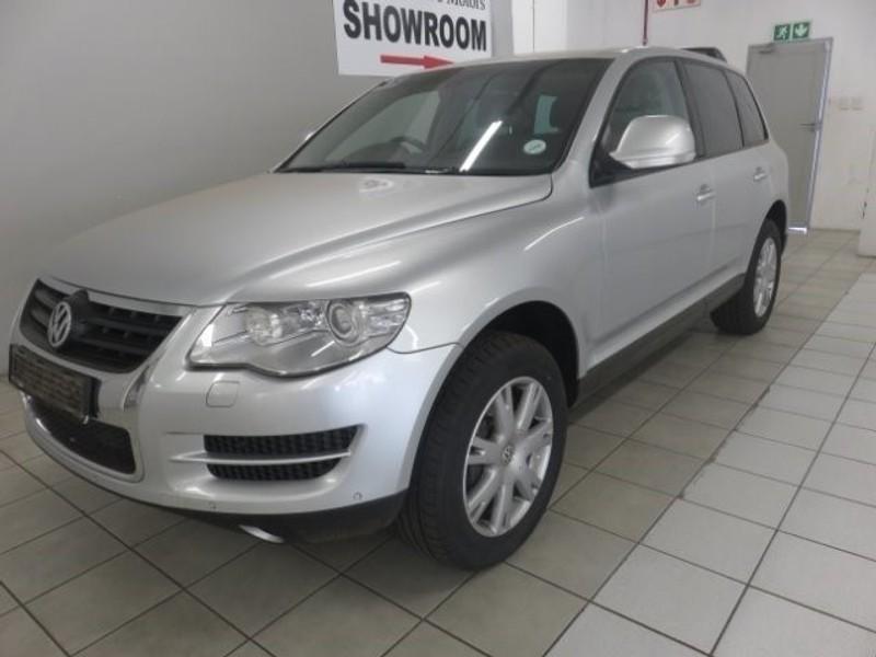 2009 Volkswagen Touareg 3.0 Tdi V6 Tip  Free State Bloemfontein_0