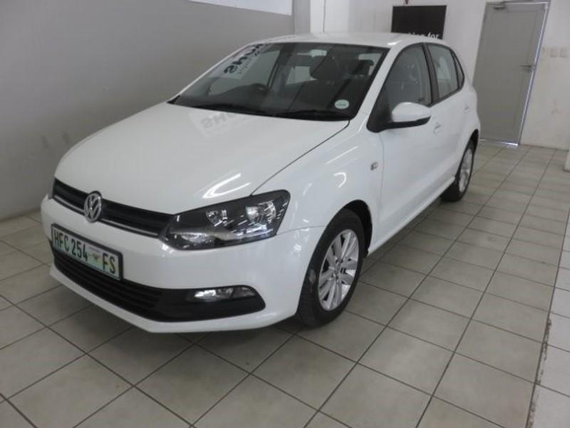2018 Volkswagen Polo Vivo 1.6 Comfortline TIP 5-Door Free State Bloemfontein_0