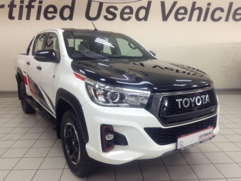 2019 Toyota Hilux 2.8 GD-6 GR-S 4X4 Auto Double Cab Bakkie Limpopo Tzaneen_0