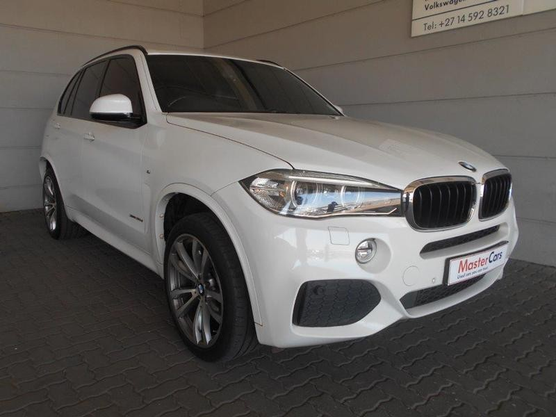 2015 BMW X5 xDRIVE30d M-Sport Auto North West Province Rustenburg_0